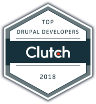 Clutch Top Drupal Developers 2018