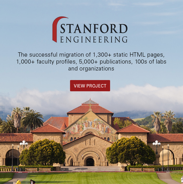 Stanford Campus - Attribution: King of Hearts / Wikimedia Commons / CC-BY-SA-3.0